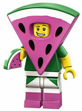 Lego71023 Minifigure Watermelon Dude, two faces, new sealed!