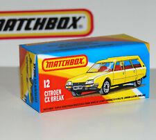 MATCHBOX vintage original Mobile Action commande vitrine affichage Affiche A2