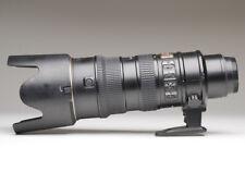 Nikon AF-S 70-200 mm f/2.8 G IF-ED VR