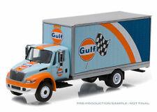 Greenlight 1/64 GULF OIL 2013 INTERNATIONAL DURASTAR 4400 TRUCK  CLEARANCE $$