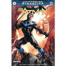 BATMAN 3 RINASCITA - 116 - ULTRA VARIANT  - DC COMICS - RW LION ITALIANO - NUOVO