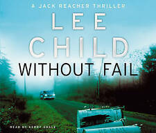 Without Fail: (Jack Reacher 6) by Lee Child (CD-Audio, 2010)