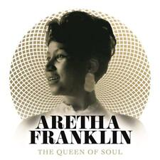 ARETHA FRANKLIN THE QUEEN OF SOUL 2 CD (GREATEST HITS) NEW RELEASE NOVEMBER 2018