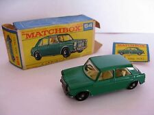 Matchbox Lesney Number 64. MG 1100 - Made in England.
