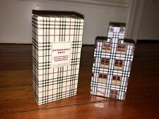 burberry brit eau de parfum spray p75z  New Burberry Brit Eau de Parfum Natural Spray Vaporisateur 33 fl oz 100 ml