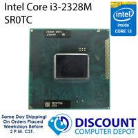 Intel Core i3-2328M 2.2 GHz Dual-Core Laptop CPU Processor SR0TC