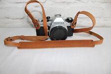 Cuir Ancienne Appareil Photo Lanière de Transport Bandoulière Camera Strap Leca