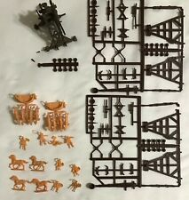 Atlantic Set 1507 ROMAN CATAPULTS 1:72 Scale Set of (3) w/ Cavalry Chariots