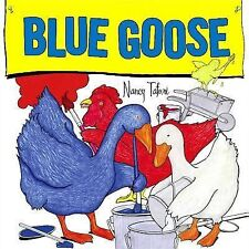 Blue Goose-ExLibrary