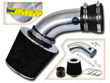 BCP BLACK 1993-2001 BMW 540i 740i 740iL 4.0 4.4 V8 Power Air Intake Kit +Filter
