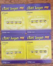8 Light Keeper Pro 5 Amp Fuses 125 Volt 20mm Christmas String Lights C7 C9