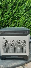 HP Proliant MicroServer Gen8 IntelG1610T 6Go Ram **2*4To+2*2To** win2012r2 found