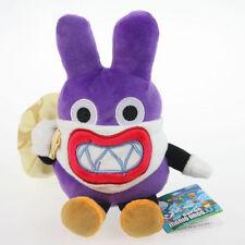 "Super Mario Bros 3D World U 9"" Nabbit Plush Figure Toy Doll New Free Ship"