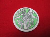 1993 Bugs Bunny Graham Snacks- Taniguchi Store Hawaii milk cap- looney tunes pog