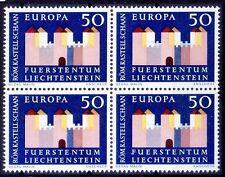 Liechtenstein 1964 MNH Blk, Europa C.E.P.T. European Union Postal Services Posta