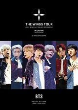 2017 BTS LIVE TRILOGY EPISODE III THE WINGS TOUR KYOCERA DOME Limited Blu-ray