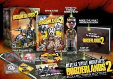 Borderlands 2 Vault Hunter's Collector's Edition - PS3 PAL