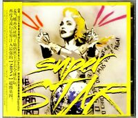 "MADONNA ""Superstar""  2013 CD  REMIX 10-TRACK EP CHINA"