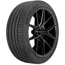 4-255/50R19 Michelin Pilot Sport 4 SUV 107Y XL/4 Ply BSW Tires