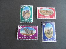 MALAWI 1978 SG 567-570 WILDLIFE MNH