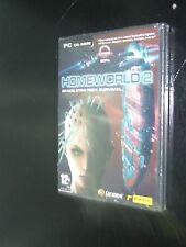2003 HOMEWORLD 2 II PC CD ROM GAME SEALED MINT BOX SIERRA RELIC
