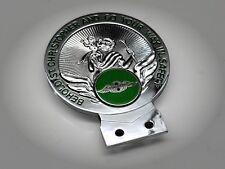 Morgan Christopher Badge Plakette Emblem Threewheeler +4 Plus 8 Aero Moggi Mog