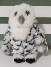OWL ANOTHER KORIMCO FRIEND WHITE GREY SOFT TOY PLUSH TOY RETINA 18CM TALL!