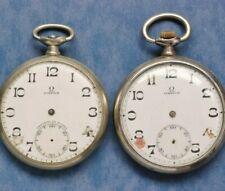 Lot de montre ancienne gousset OMEGA VINTAGE ANTIQUE POCKET WATCH 30