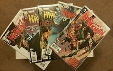 The Savage Hawkman New 52 comic lot issues 1-8