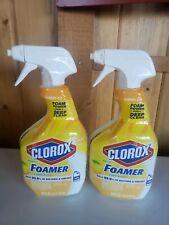 2 Bottles Lemon Citrus Spray Cleaner 30 oz