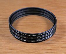 72mm Hoya Pro1 Digital MC UV Filter - Good Condition
