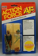 Vintage 1984 PALITOY Action Force ROADBLOCK Action Figure GI Joe MOC Toy SEALED