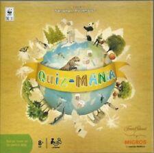 Jeu de société Quizmania - Trivial Pursuit - Quiz-mania - Migros - WWF