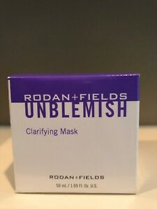 New Rodman + Fields Acne Unblemish Clarifying Mask