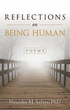 Reflections on Being Human: Poems (Hardback or Cased Book)