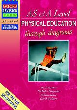 Advanced Physical Education Through Diagrams (Oxford Revision Guides: AS & A Lev
