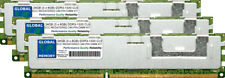 24GB (3x8GB) DDR3 1333MHz PC3-10600 240-PIN ECC REGISTERED RDIMM SERVER RAM KIT