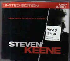 Steven Keene-How Much Bloods In A Barrel cd maxi single