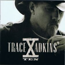 Trace Adkins - X (Ten)   (CD  2008)  BRAND NEW SEALED RARE