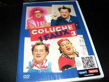 "DVD NEUF ""COLUCHE 1 FAUX - VOLUME 3"""