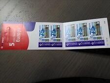 """Nederland Pb.70 """" 5 voor buiten Europa """" 2001 Postfris !!!"""