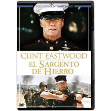 EL SARGENTO DE HIERRO. dvd.