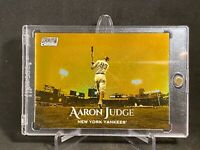 2019 Topps Stadium Club Aaron Judge #SCC-9 Chrome Gold Minted Refractor