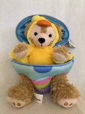 Duffy Bear Plush Disney Theme Parks Easter~Egg Surprise Chick Hidden Mickey 9�