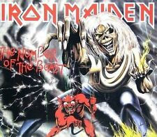 Number Of The Beast 0696998621022 By Iron Maiden CD
