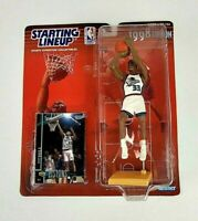 1998 NBA Starting Lineup Grant Hill Detroit Pistons Action Figure