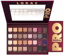 LORAC MEGA PRO PALETTE 32 Eye Shadows Brand New With Box For Make Up UK