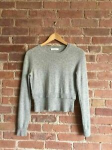 Sandro Paris Ladies Sweater, Sz 1 Petite Small, Wool/Cashmere