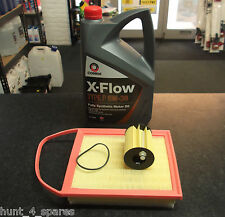 PEUGEOT 208 1.6 HDI SERVICE KIT OIL & AIR FILTERS 5 LITRES COMMA OIL