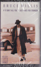 BRUCE WILLIS (IF IT DON'T KILL YOU, IT JUST MAKES YOU STRONGER) CASSETTE (NEW)